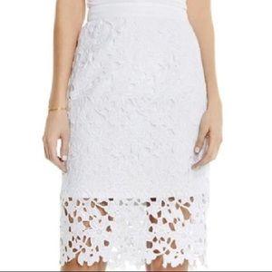Vince Camuto Summer Splash Fash Skirt